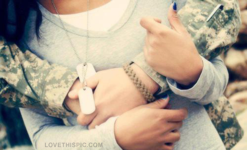 Becoming a military girlfriend: Basic Training