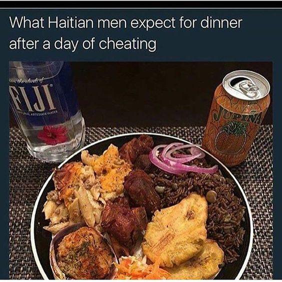 Haitian men areso…